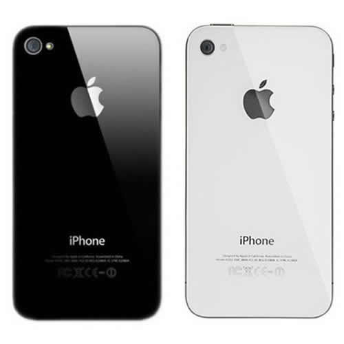 Tampa traseira original apple iphone 4 branco e preto elo forte tampa traseira original apple iphone 4 branco e preto thecheapjerseys Image collections